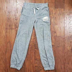 Girls Original Roots Sweatpants Salt & Pepper 10